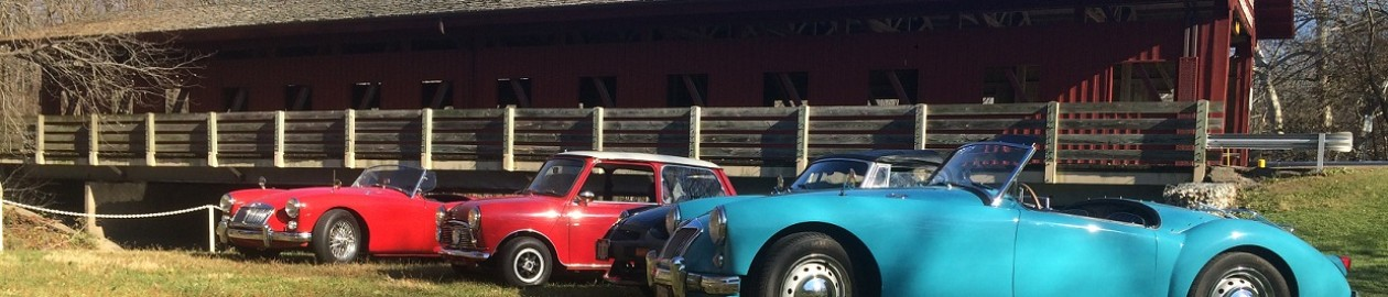 IL Flat Land British Car Club